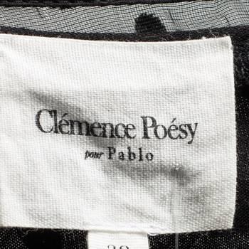 бирка Платье  Clemence Poesy pour Pablo