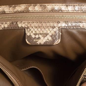 бирка Сумка  Christian Dior