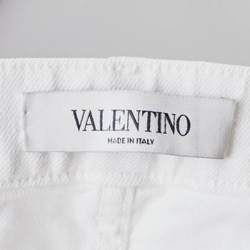 бирка Джинсы Valentino