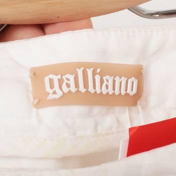 бирка Юбка  Galliano