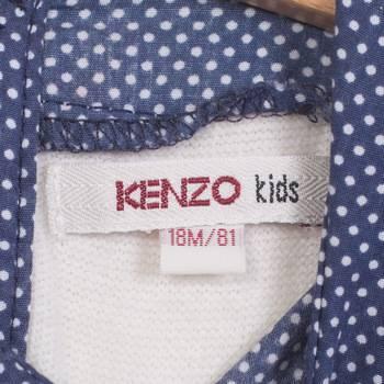 бирка Платье Kids Kenzo