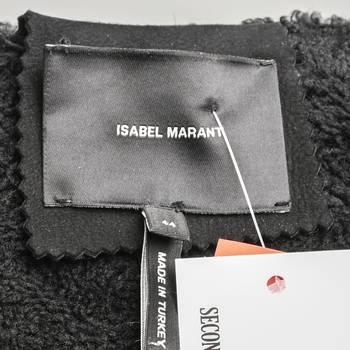 бирка Пальто Isabel Marant