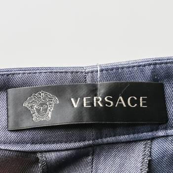 бирка Шорты Versace