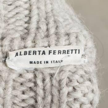 бирка Пальто  Alberta Ferretti