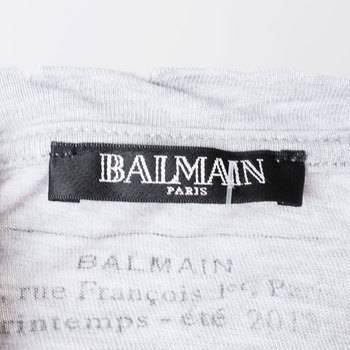 бирка Футболка Balmain