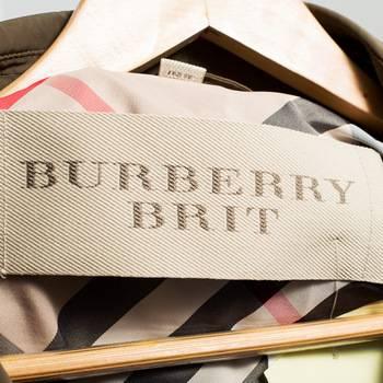 бирка Куртка  Burberry Brit