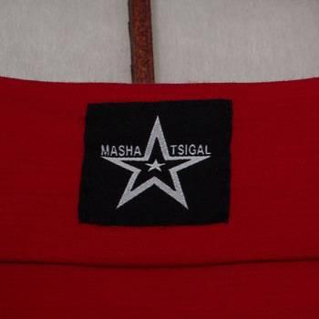 бирка Платье Masha Tsigal