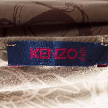 бирка Топ  Kenzo Jeans