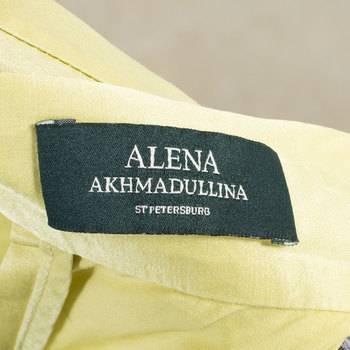 бирка Платье  Alena Akhmadullina