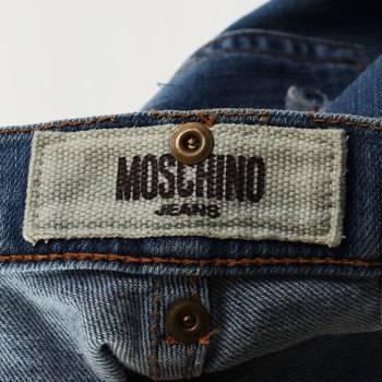 бирка Джинсы  Moschino Jeans
