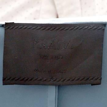 бирка Пальто Prada