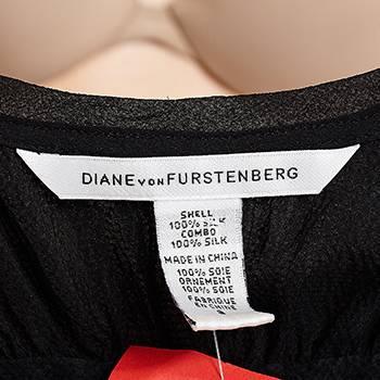 бирка Топ  Diane von Furstenberg