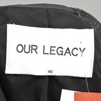 бирка Пиджак Our Legacy