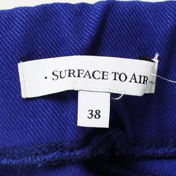 бирка Брюки Surface to Air
