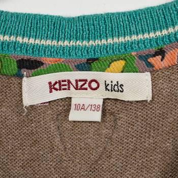 бирка Жилет  Kenzo Kids