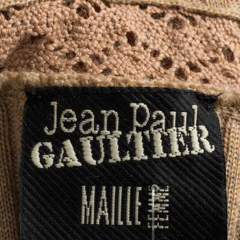 бирка Джемпер  Jean Paul Gaultier