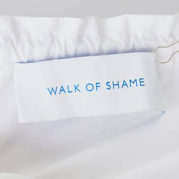 бирка Блуза Walk of Shame