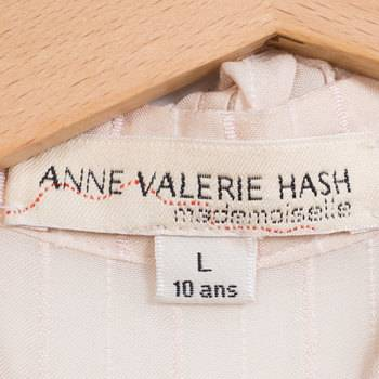 бирка Блузка  Anne Valerie Hash