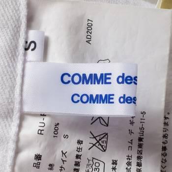 бирка Брюки  Comme des Garcons