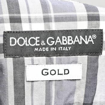бирка Рубашка Dolce & Gabbana
