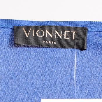 бирка Платье Vionnet