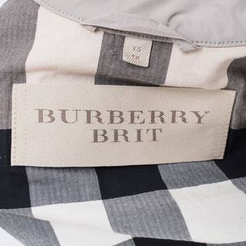 бирка Плащ   Burberry Brit