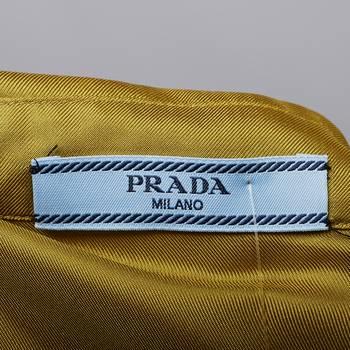 бирка Рубашка Prada