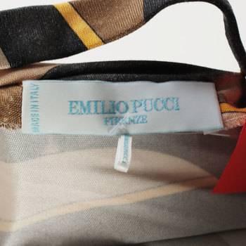 бирка Платье Emilio Pucci