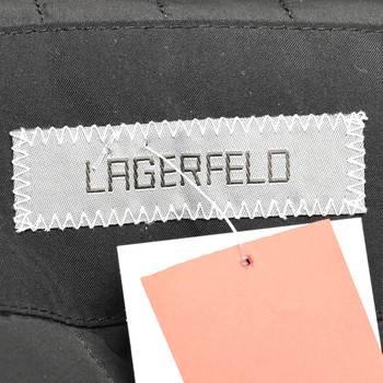 бирка Куртка  Karl Lagerfeld