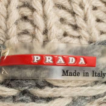бирка Свитер  Prada