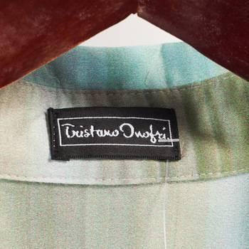 бирка Рубашка  Tristano Onofri