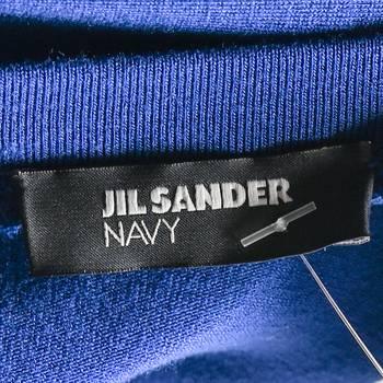 бирка Блуза Jil Sander Navy
