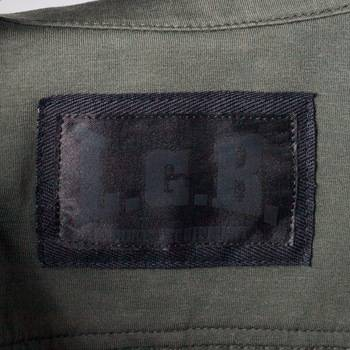 бирка Куртка  L.G.B.