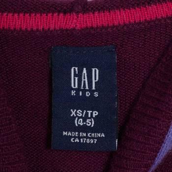 бирка Джемпер  Gap Kids
