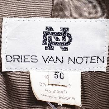 бирка Пиджак  Dries Van Noten