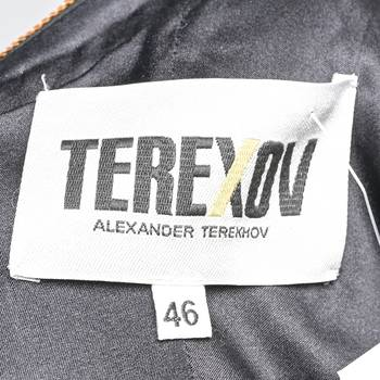 бирка Платье Alexander Terekhov