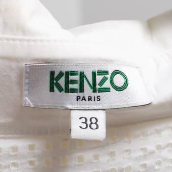 бирка Рубашка  Kenzo