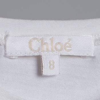бирка Лонгслив  Chloe