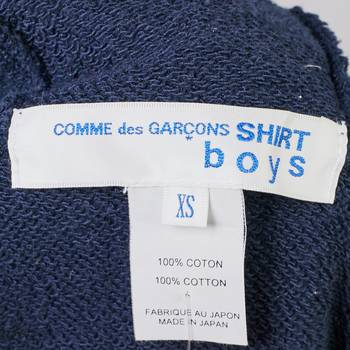 бирка Худи Comme des Garcons SHIRT