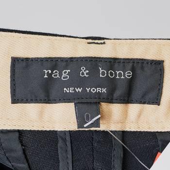 бирка Брюки Rag & Bone