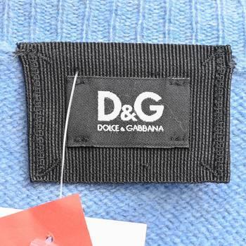 бирка Свитер D&G