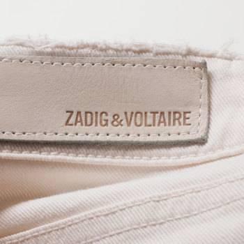 бирка Джинсы Zadig & Voltaire