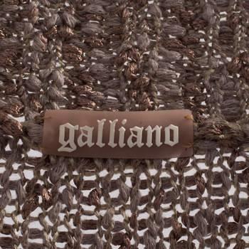 бирка Платье  Galliano
