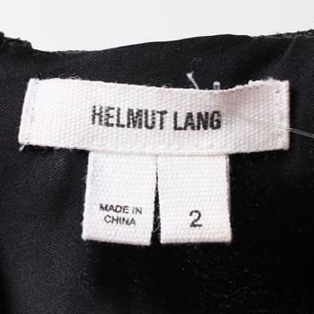 бирка Платье Helmut Lang