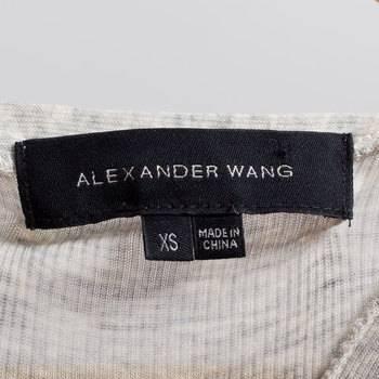 бирка Майка  Alexander Wang