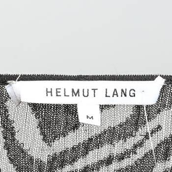 бирка Лонгслив Helmut Lang