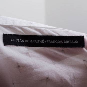 бирка Блузка  Le Jean de Marithe Francois Girbaud
