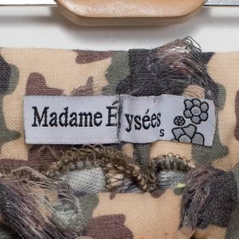 бирка Леггинсы  Madam Elysees