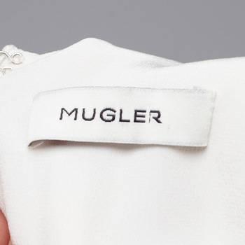 бирка Платье  Mugler