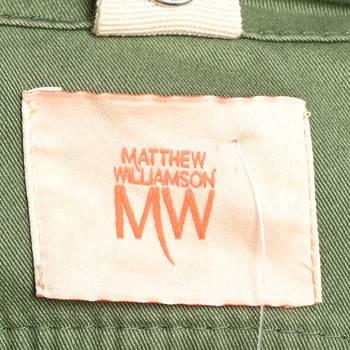 бирка Тренч Matthew Williamson